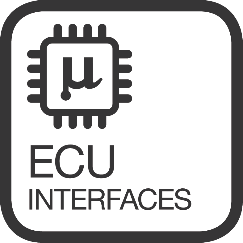 ECU Interfaces